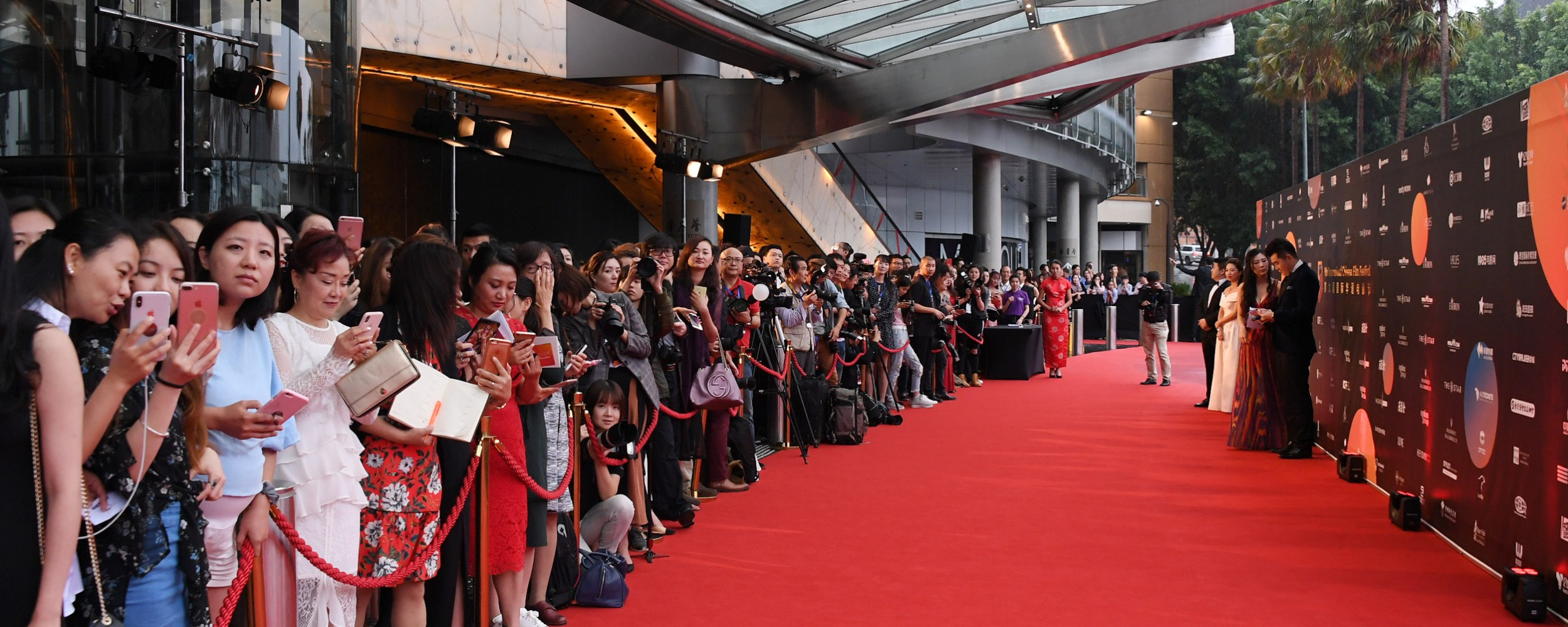 9th International Chinese Film Festival at The Star Sydney - Sunday 25th February, 2018 Photographer: Belinda Rolland © 2018